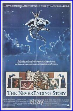 The NeverEnding Story 1984 U. S. One Sheet Poster